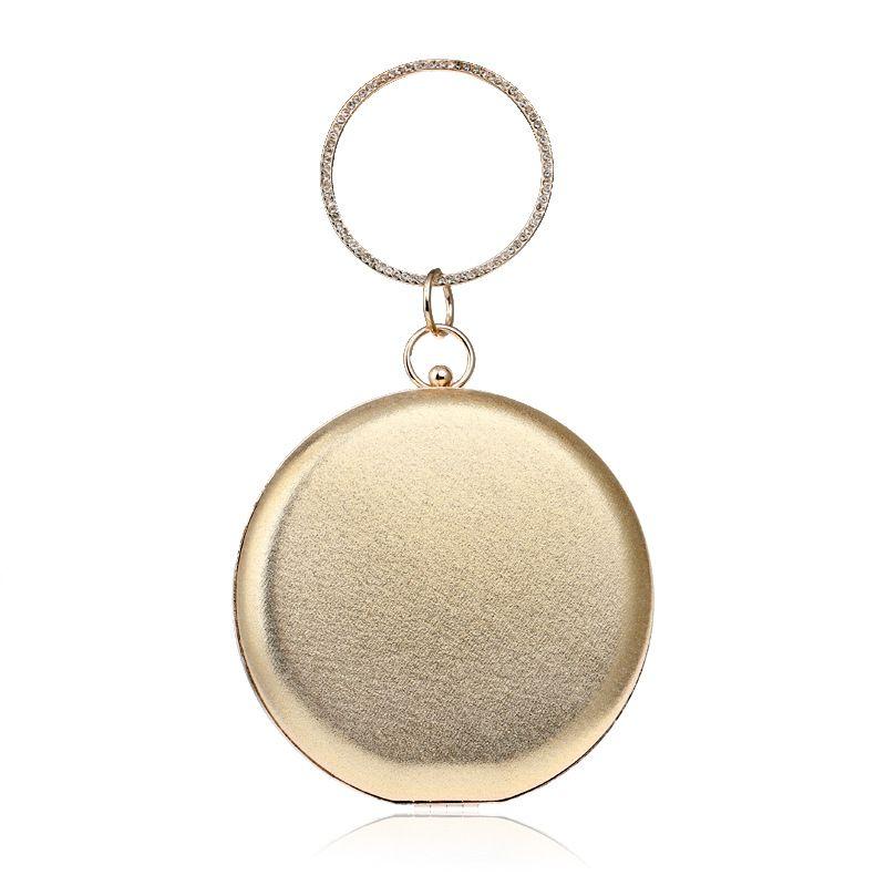 fashion ladies handbags round spherical bag banquet bag wholesale nihaojewelry NHYM234724