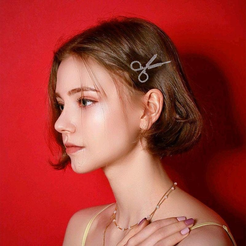 fashion jewelry creative love hair accessories hot-selling fun hair clip wholesale nihaojewelry NHMD235109