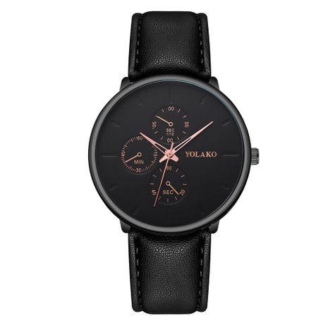 British style men's ultra-thin belt watch fashion simple quartz belt watch wholesale nihaojewelry  NHSS235498's discount tags