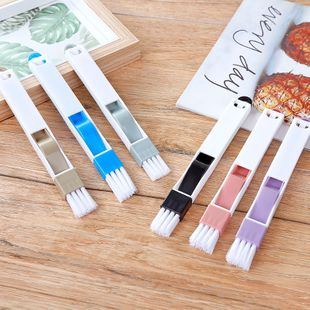 window slot cleaning brush screen cleaning tool slot small brush with gap brush wholesale nihaojewelry NHJA235512's discount tags