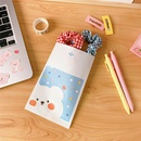 Korean cute bear wrapping paper bag snacks cookies candy ziplock bag wholesale nihaojewelry NHZE235543