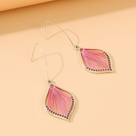 Korean creative exaggerated personality wild temperament  trend  earrings nihaojewelry wholesale   NHPS235604's discount tags
