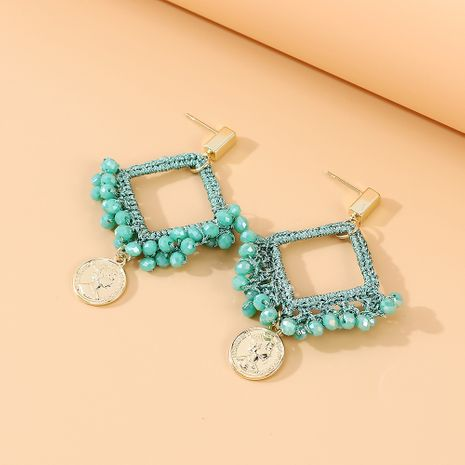 fashion creative personality wild retro exaggerated Roman avatar earrings nihaojewelry wholesale   NHPS235608's discount tags