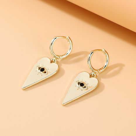 Korean fashion wild personality creative exaggerated charming eyes earrings nihaojewelry wholesale   NHPS235609's discount tags