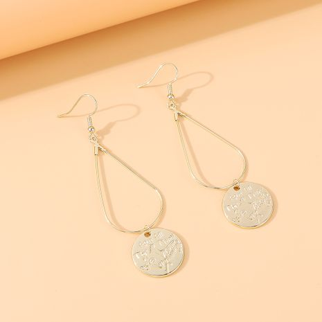 fashion wild personality temperament creative exaggeration Roman earrings nihaojewelry wholesale   NHPS235615's discount tags