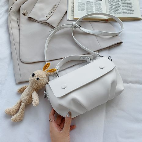nouveau sac de messager à bandoulière unique sauvage à la mode sac à main populaire en gros NHJZ235786's discount tags