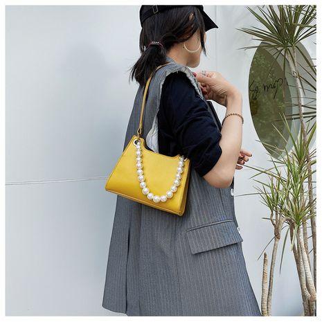 nouveau sac sous les aisselles sac baguette portable français tendance sac à bandoulière unique en gros NHXC235831's discount tags