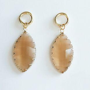 nouveaux bijoux de mode coréen boucles d'oreilles rétro gros nihaojewelry NHVA230802's discount tags