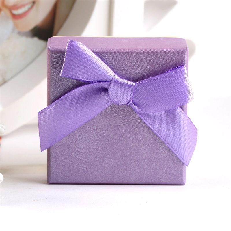 Ring Box Gift Box Packaging Ring Box Wholesale Storage box fashion jewelry box women NHKQ230938