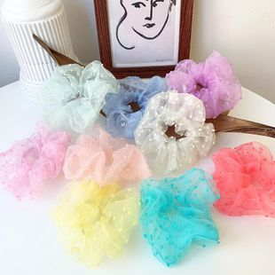 New fashion solid color cheap scrunchies wholesale NHOF211387's discount tags