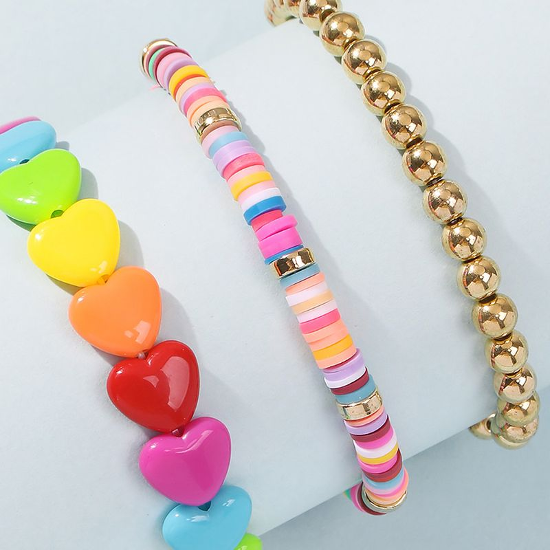 elegant alloy bracelet holiday style fashion simple jewelry hot sale wholesale nihaojewelry NHMD236036