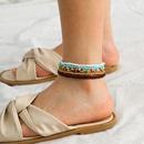 creative and fashionable jewelry bohemian style rice bead set bracelet color jewelry wholesale nihaojewelry NHXR236351