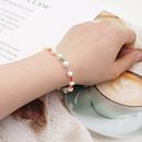 Style coren simple baroque naturel belle perle de riz bracelet de perles en gros nihaojewelry NHGW236388