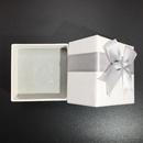 Korean jewelry box fashion simple packaging box allmatch small bow box gift box women jewelry box nihaojewelry NHFT236566