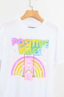 new fashion  love bear cartoon anime short sleeve Tshirt wholesale nihaojewelry NHAM236792