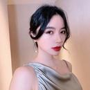 Fashion Fish tail long tassel earrings new trendy earrings Korean earrings for women nihaojewelry NHXI236880