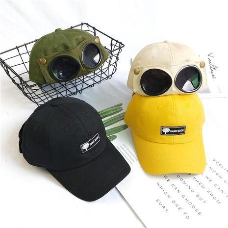 Fashiob hat women Korean tide brand cap fashion wild summer sunscreen ladies baseball cap nihaojewelry NHCM236923's discount tags