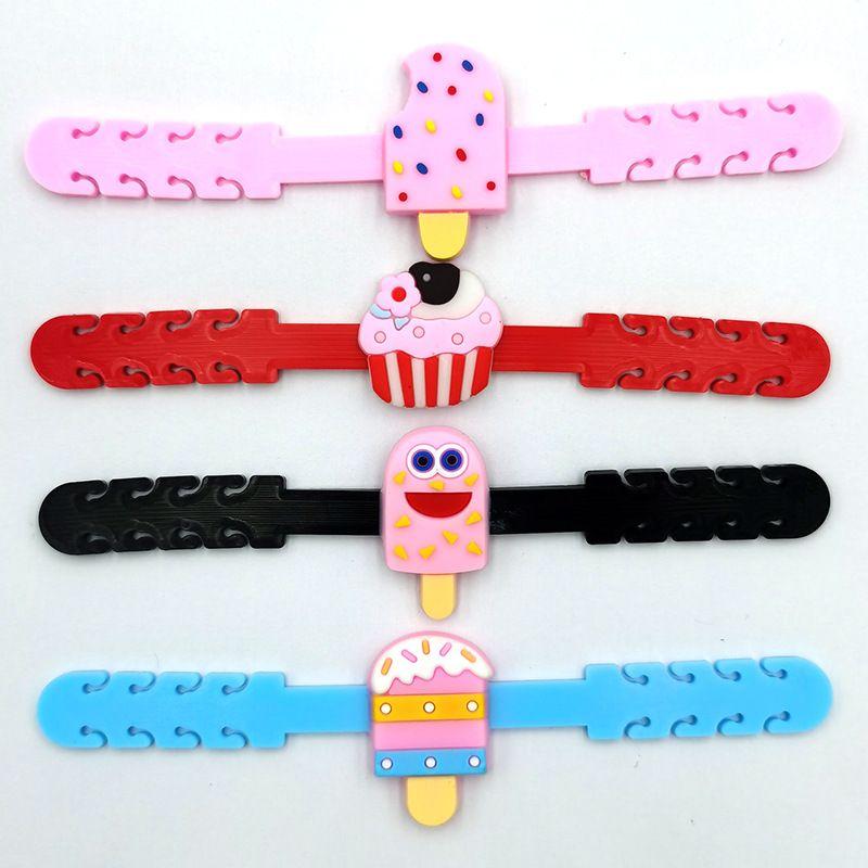 cartoon doll ice cream children extender hook hanging buckle extension strip wholesale nihaojewelry NHDI237152