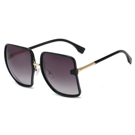 fashion big frame new trend retro sunglasses wholesale nihaojewelry NHFY237391's discount tags