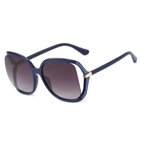 new trendy Korean style big frame sunglasses wholesale nihaojewelry NHFY237392's discount tags