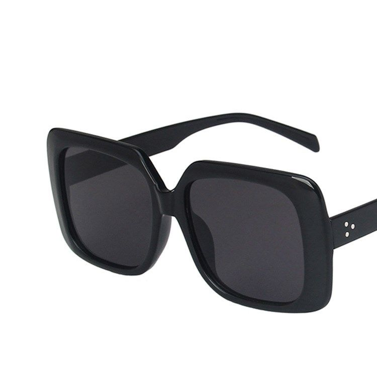 rice nail sunglasses box fashion new street style trendy retro sunglasses wholesale nihaojewelry NHKD237402