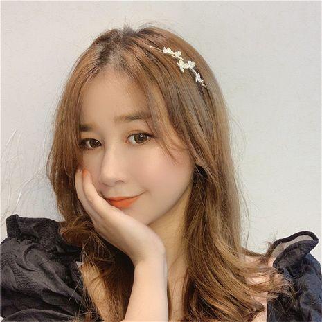 Coréen strass papillon bandeau all-match carte de départ cheveux chapeaux en gros nihaojewelry NHYQ237512's discount tags