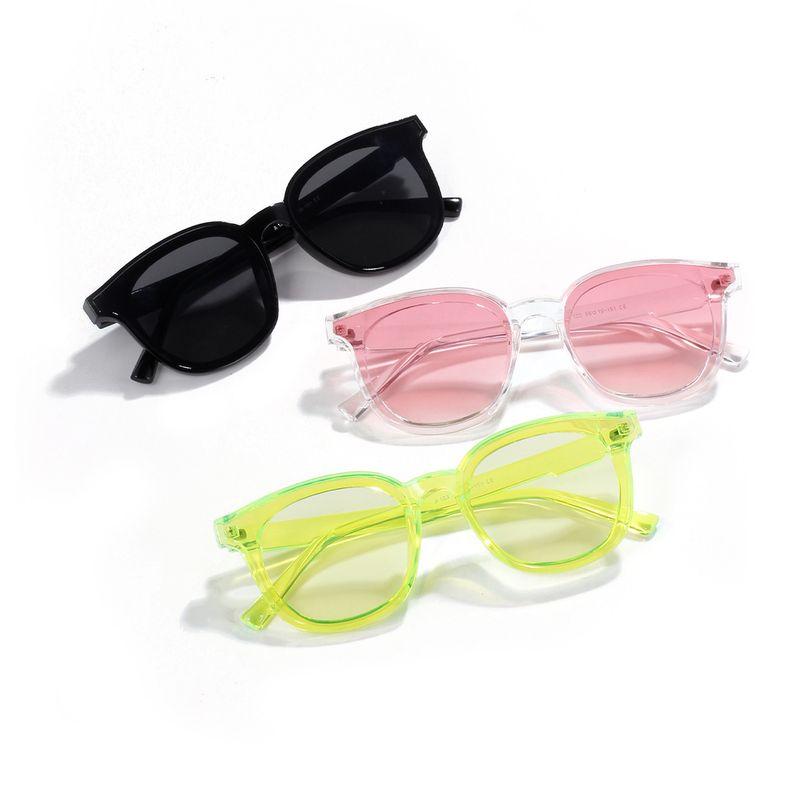 Fashion small frame rice nail candy color sunglasses for women trend new retro sunglasses mens antiUV glasses NHXU237662