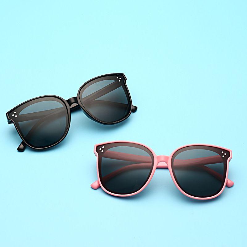New Fashion Silicone Children Polarized Sunglasses AntiUV Children Glasses Sunglasses wholesale nihaojewelry NHBA237689