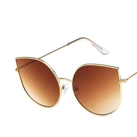 new Korean cat eye sunglasses street fashion sunglasses wholesale nihaojewelry NHKD237404's discount tags