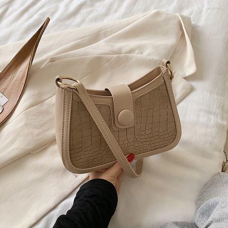 Moda pequeña multitud bolsos de mano para mujer nueva moda de verano moda simple bolso de hombro salvaje bolso nihaojewelry NHJZ237937's discount tags