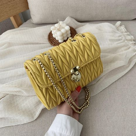 Fashion bag for women new trendy fashion embroidery thread chain bag all-match messenger bag wholesale nihoajewelry NHJZ237939's discount tags