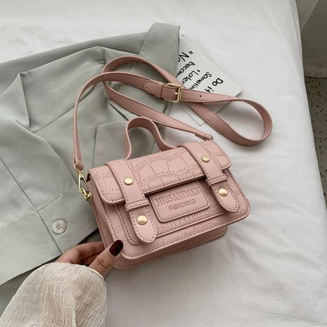 Fashion summer small bag new fashion portable shipping shoulder bag for women wild messenger bag nihaojewelry NHJZ237942's discount tags