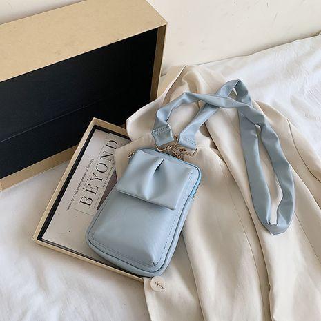 Moda verano correa de hombro ancha bolso pequeño nuevo bolso de mujer de moda bolso de mensajero de moda para mujer bolso cuadrado pequeño salvaje NHJZ237943's discount tags