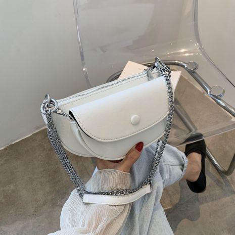 Bolso pequeño de moda para mujer nueva bolsa de mensajero de moda cadena salvaje bolsa de viaje de un solo hombro al por mayor nihaojewelry NHJZ237953's discount tags