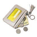 Korea new style ladies tassel wallet zipper coin purse mini clutch bag student purse wholesale nihaojewelry NHBN237960
