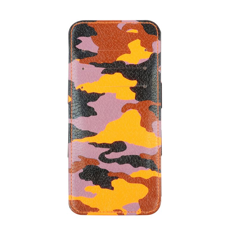 Korean fashion new wallet camouflage long magic bag wallet bank card bag wholesale nihaojewelry NHBN237970