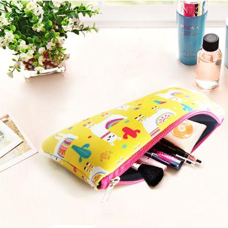 Bolsa de cosméticos de viaje de moda bolsa de cosméticos bolsa de almacenamiento de viaje portátil nuevo producto al por mayor nihaojewelry NHBN237989's discount tags
