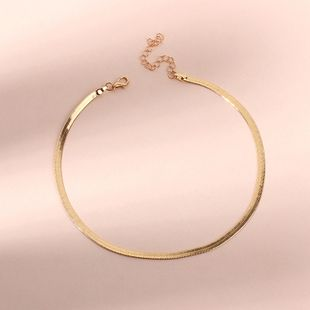 retro fashion forest clavicle chain wholesale nihaojewelry NHRN238612's discount tags