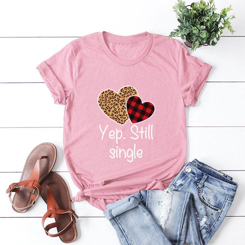 hot models Slim cotton comfortable casual plus size shortsleeved Tshirt wholesale nihaojewelry NHSN238948
