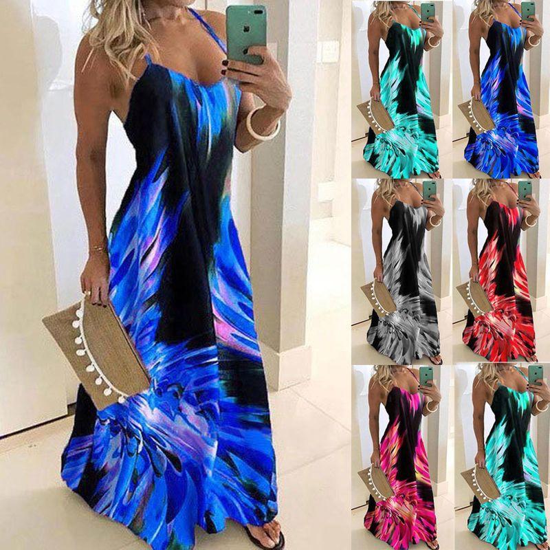 New  fashion slim  positioning flower suspender women's dress  NHYF239005