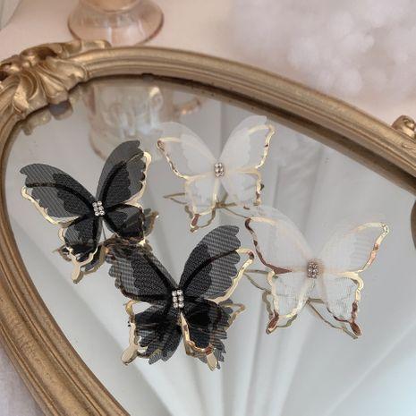 Super fée boucles d'oreilles papillon style fée boucles d'oreilles en dentelle rétro en gros nihaojewelry NHYQ231186's discount tags