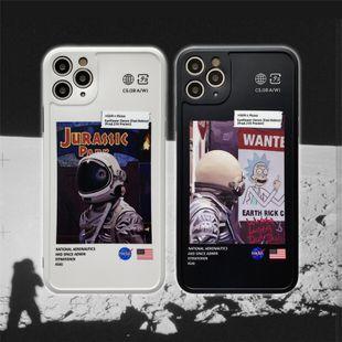 La coque de téléphone portable astronaute convient à l'iphone XR / SE2 / P40pro en gros anti-chute nihaojewelry NHFI231235's discount tags