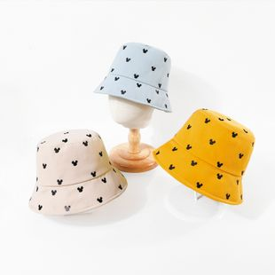 Pêcheur chapeau coréen mode chapeau été bassin seau chapeau crème solaire chapeau de soleil en gros nihaojewelry NHTQ231392's discount tags