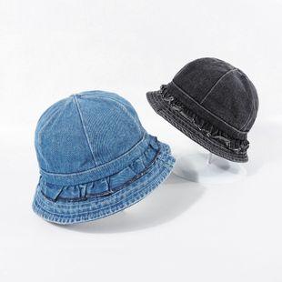 été coréen en plein air crème solaire cap dôme pêcheur cowboy soleil chapeau bassin chapeau en gros nihaojewelry NHTQ231398's discount tags