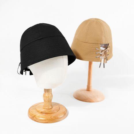 Hat summer fisherman sunscreen bucket hat bucket hat fashion sunscreen hat wholesale nihaojewelry NHTQ231400's discount tags