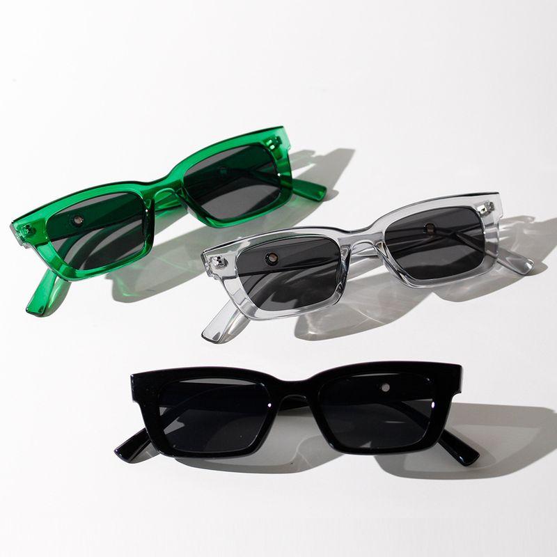 popular new small frame glasses retro sunglasses UV protection sunglasses wholesale nihaojewelry NHXU231429