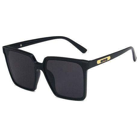 Sunglasses square new Korean retro big frame sunglasses street shooting sunglasses wholesale nihaojewelry NHBA231431's discount tags