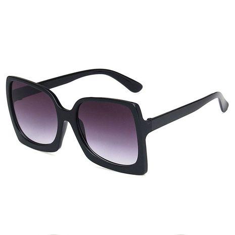 oversized frame square sunglasses new wave retro sunglasses fashion sunglasses wholesale nihaojewelry NHBA231451's discount tags