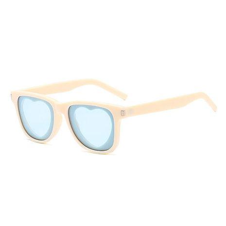 Love sunglasses new retro fashion box sunglasses wholesale nihaojewelry NHBA231453's discount tags
