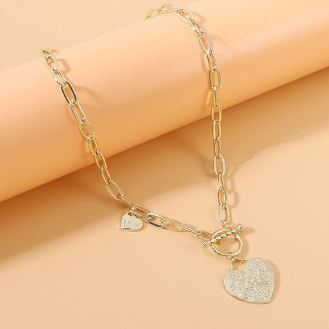nouvelle mode Harajuku style tendance rue cool collier en gros nihaojewelry NHPS231476's discount tags